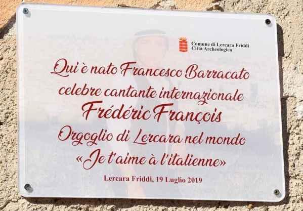 Lercara Friddi 19 juillet 2019